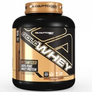 GOLD WHEY (2,3KG) - ADAPTOGEN SCIENCE