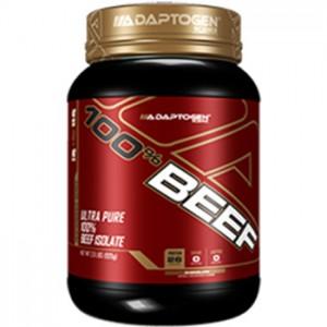 100% BEEF (908GR) - ADAPTOGEN SCIENCE