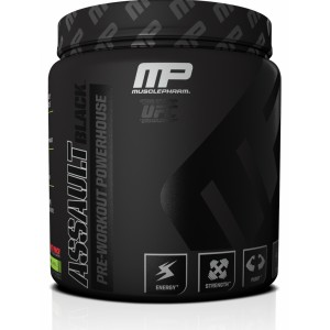 ASSAULT BLACK SERIES (30 DOSES) - MUSCLE PHARM