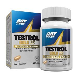 TESTROL GOLD-ES (60 TABS) - GAT SPORT