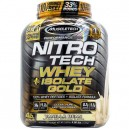 NitroTech Gold Isolate 1.8kg - Muscle Tech