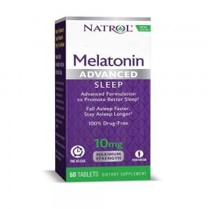 Melatonina 10mg 60 tabs - Natrol