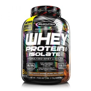 Whey Protein+ Isolate (2720gr) - Muscle Tech