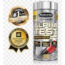 Alpha Test (120 Caps) Muscle Tech